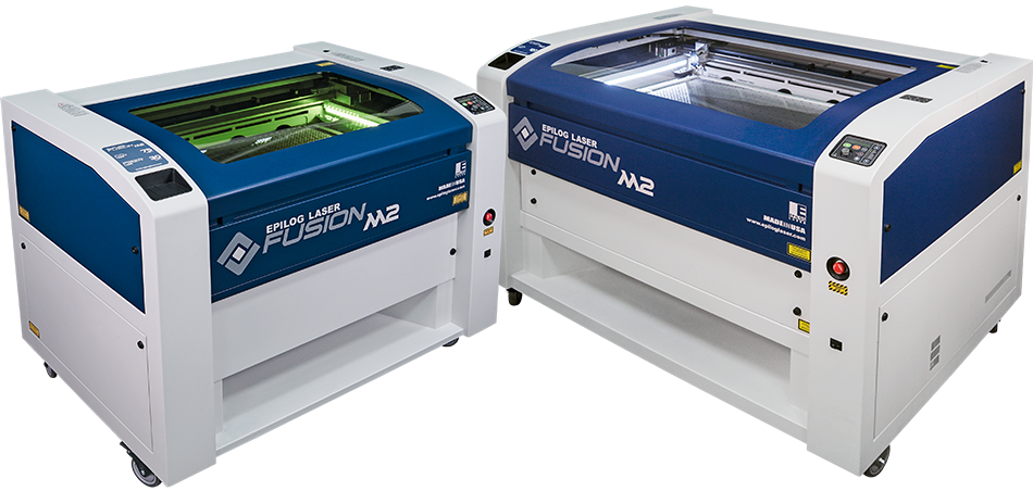 fusion m2 laser machines co2 and fiber lasers