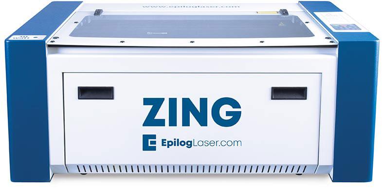 Zing Laser Engraving, Cutting, & Marking Laser Machines by Epilog Laser